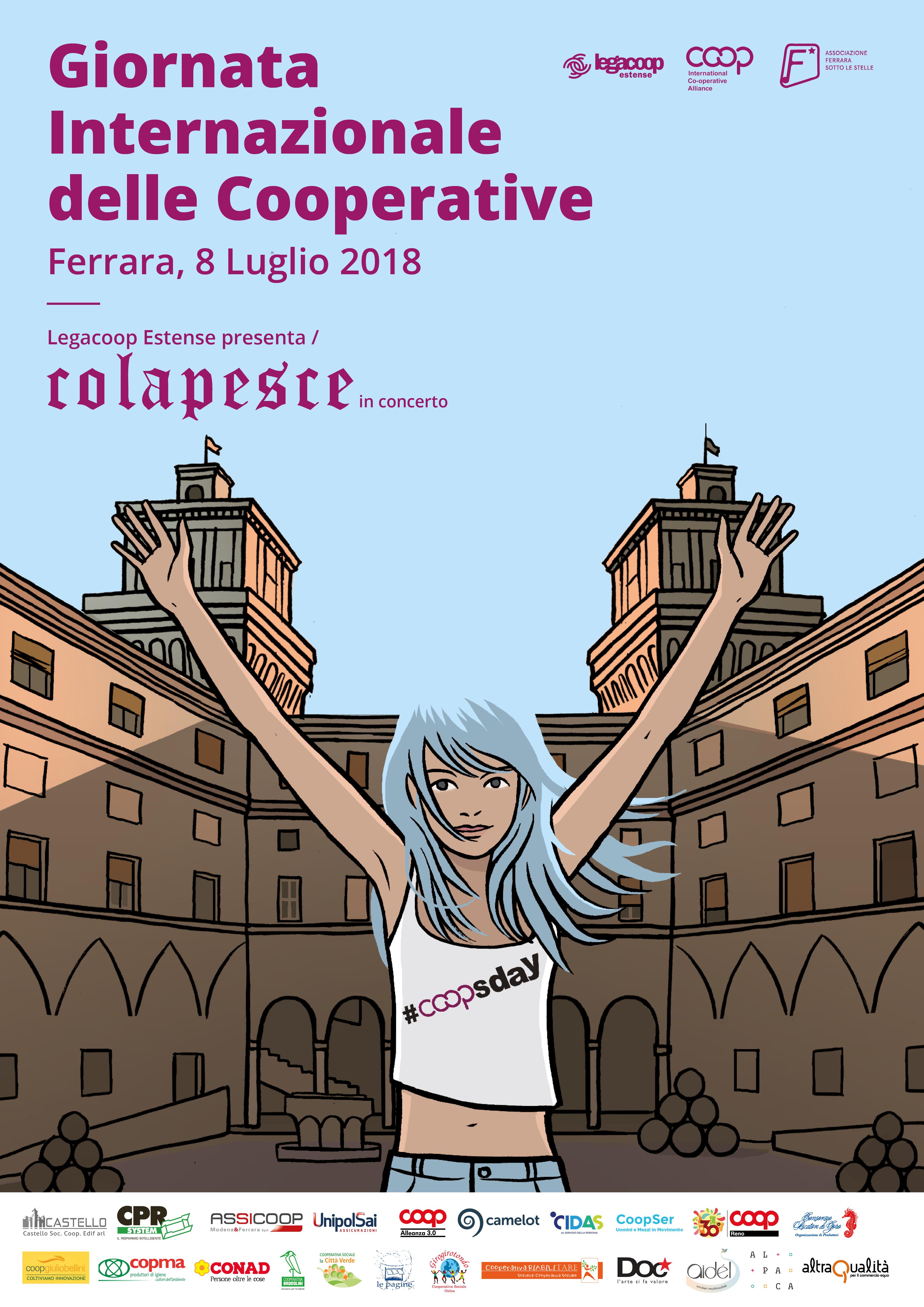 Giornata Internazionale delle Cooperative | CIDAS