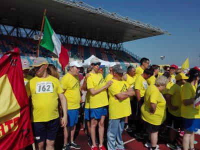 """Gli ospiti del Boschetti partecipano al meeting sportivo """"LEGGERMENTE ATLETICI"""""""