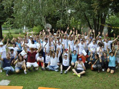 """Gli ospiti delle strutture per disabilità partecipano alla manifestazione sportiva """"INSIEME PER GIOCO"""""""