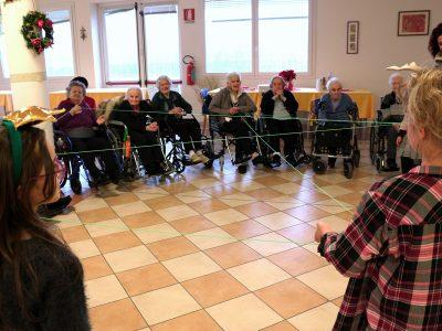 Sul Carlino le attività di CIDAS per gli anziani