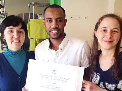 Imprese ferraresi premiate da UNHCR  per l'inclusione lavorativa di rifugiati accolti da CIDAS
