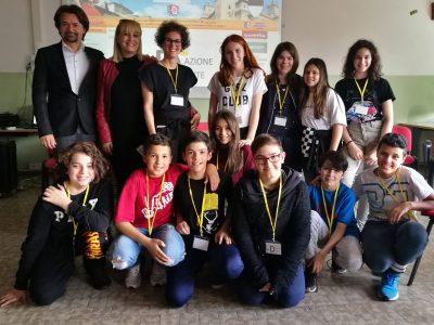 Progetto educativo di giornalismo con CIDAS  alla scuola Dante