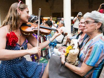 CIDAS e Ferrara Buskers Festival collaborano per l'integrazione e l'inclusione sociale
