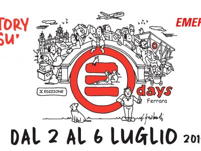 CIDAS per gli Emergency Days