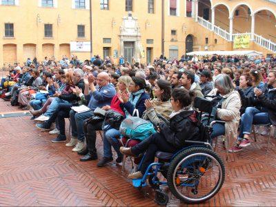 CIDAS per il festival di giornalismo Internazionale a Ferrara