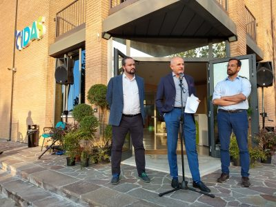 CIDAS inaugura la nuova sede a Ferrara