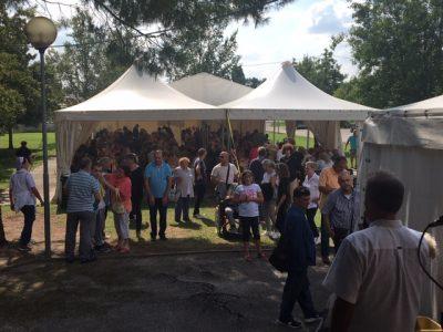 Al Centro per la Disabilità CIDAS di Jolanda di Savoia una festa per salutare l'estate