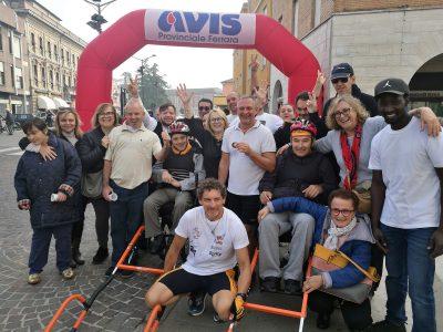 CIDAS in rete con il volontariato  per permettere ai disabili di partecipare