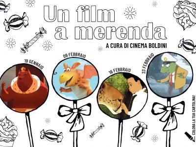 CIDAS sostiene la rassegna cinematografica UN FILM A MERENDA