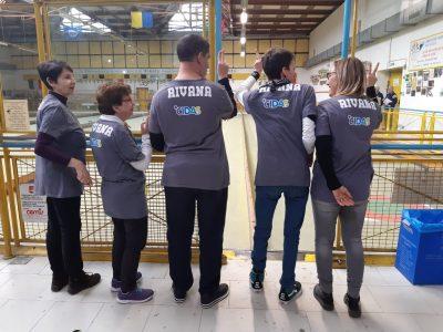 Gli ospiti del Centro Rivana di CIDAS campioni di bocce