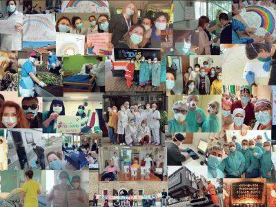 #noicisiamo: 25000 volte grazie alle operatrici ed agli operatori della cooperazione sociale