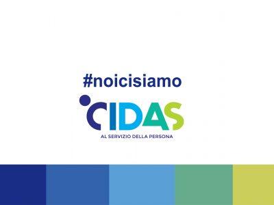 #noicisiamo / Aggionamento sui servizi di CIDAS durante l'emergenza Covid-19