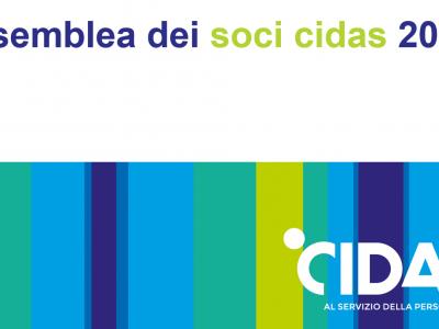 Assemblea di CIDAS:  resoconto del 2019, sguardo al futuro dopo l'emergenza e nuove cariche