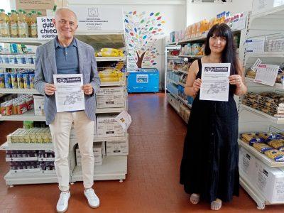 CIDAS rinnova il sostegno all'Emporio Solidale Il Mantello di Ferrara