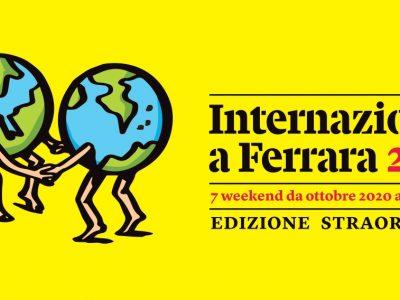 CIDAS al Festival di Internazionale a Ferrara