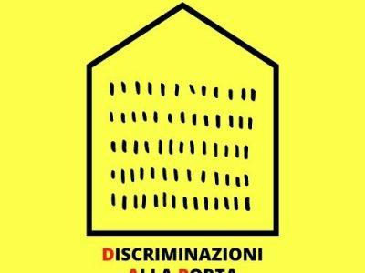 """Cidas sostiene il progetto """"Discriminazioni alla porta"""""""