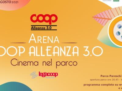 CIDAS contribuisce anche quest'anno al cinema estivo di Ferrara